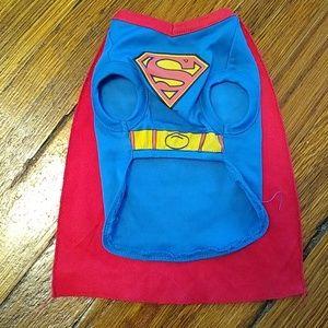 Pet Superman Costume